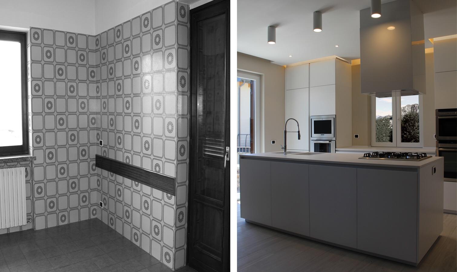 Cucina Con Finestra Centrale ~ Trova le Migliori idee per ...