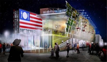 Expo2015 - USA