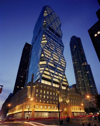 Hearst Tower - Manhattan, New York - 2006