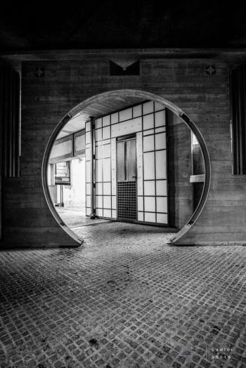 Complesso Monumentale Brion - San Vito d'Altivole, Italia - 1978