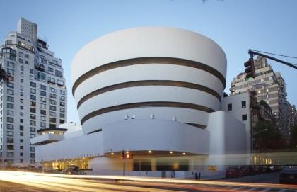 Solomon R. Guggenheim Museum - New York - 1943